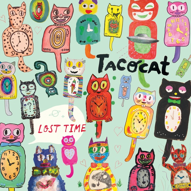 Tacocat Lost Time (Hardly Art)