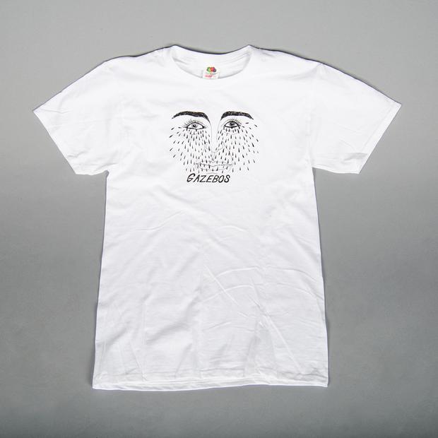 Gazebos diealone tshirt face 01