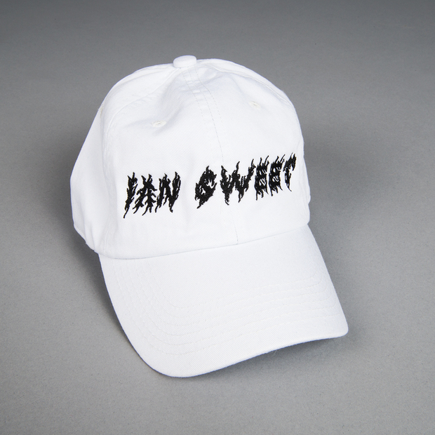 Iansweet hat white 01