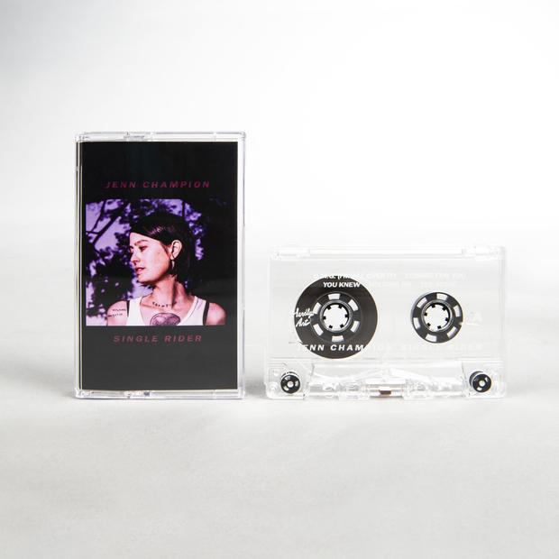 Jennchampion singlerider cassette 01