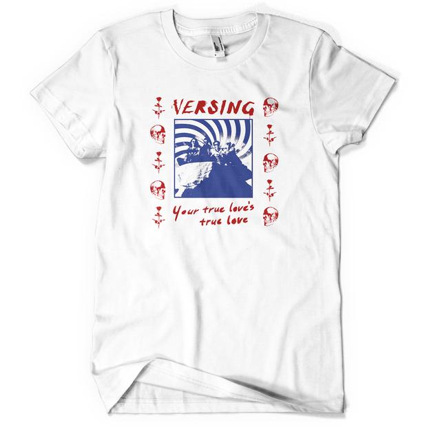 Versing tshirt mock