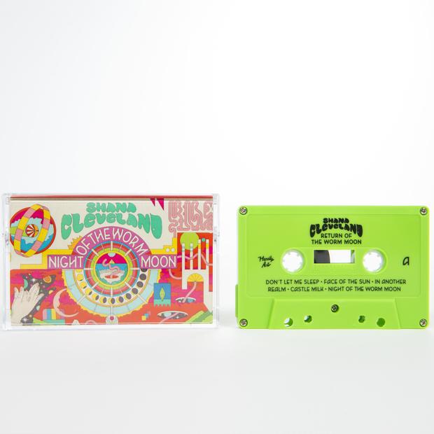 Shanacleveland nightofthewormmoon cassette 01