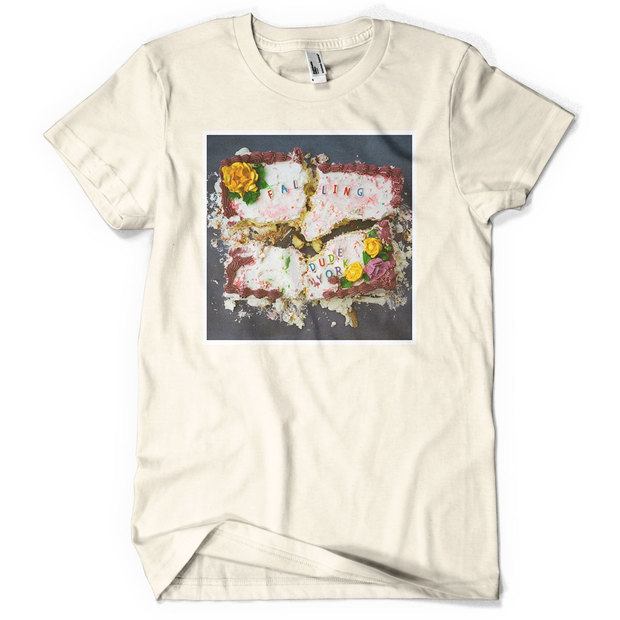 Mockup dudeyork falling shirt