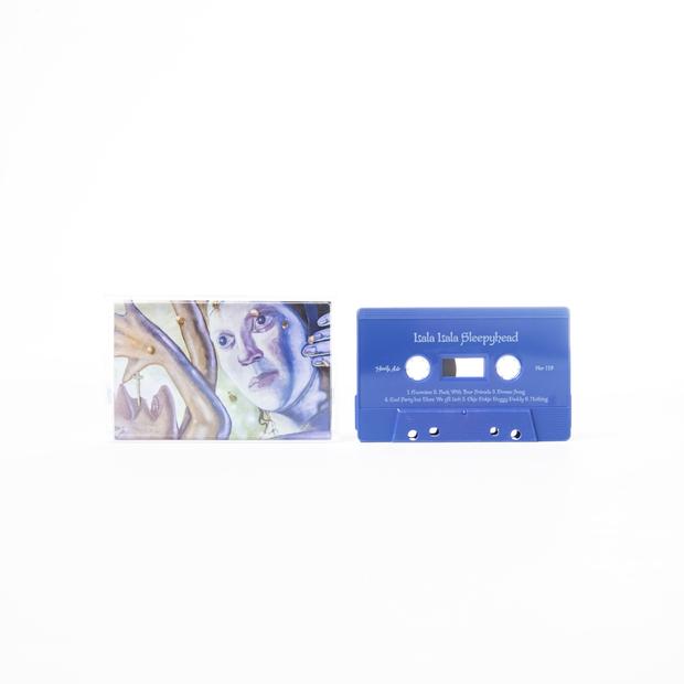 Lalalala sleepyhead cassette 01